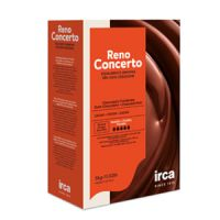 Шоколад темный РЕНО КОНЦЕРТ 52% Irca, короб 10 кг.
