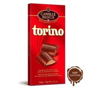 Молочный шоколад Torino с трюфельной начинкой, 100 гр