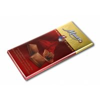 Молочный шоколад MUNZ с начинкой пралине, 100 гр.