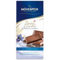 Молочный шоколад Утонченная классика, Movenpick, 70 гр.