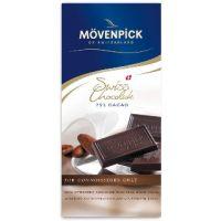 Горький шоколад 72% какао, Movenpick, 100 гр.
