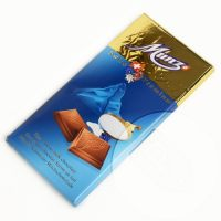 Молочный шоколад MUNZ, 100 гр.