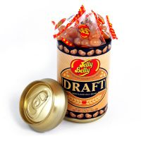 Драже жевательное Jelly Belly вкус пива, жестяная банка 49 гр. Под заказ!