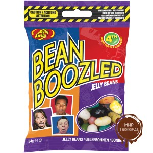 Jelly Belly ассорти Bean Boozled 54 г пакет, 5-я версия