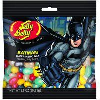 Драже жевательные Jelly Belly Super Hero Batman