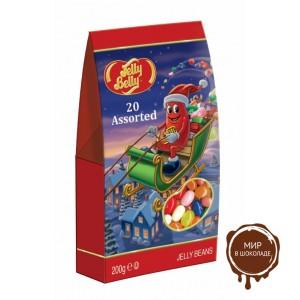 Ассорти 20 вкусов Рождественская упаковка