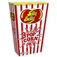 Драже жевательное Jelly Belly сливочный поп-корн, 49 гр.