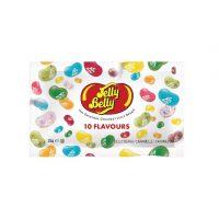 Драже жевательное Jelly Belly ассорти 10 вкусов, 28 гр. пакет