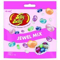 Драже жевательное «Jelly Belly» Jewel Mix 100г пакет