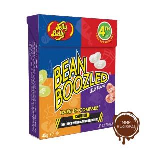 Драже жевательное Jelly Belly ассорти Bean Boozled 45 г., 5-я версия