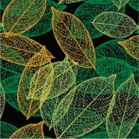 Трафаретный лист-пленка зеленый