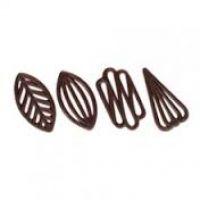 Шоколадный декор 4-х видов 575 шт.