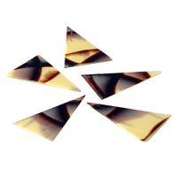 Шоколадные треугольники  55мм, 490 шт