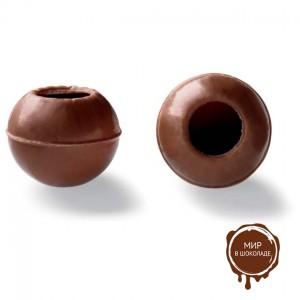 Трюфельные шарики из молочного шоколада, 126 шт.