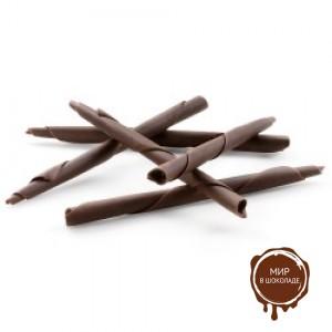 Карандаши шоколадные ТЕМНЫЕ РУБЕНС СРЕДНИЕ, 10 см., 900 гр.