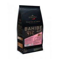 Молочный шоколад Bahibe/Бахибе 46% какао, Valrhona, 3 кг.
