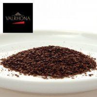 Шоколадные блестки мелкие, Valrhona, 1 кг.