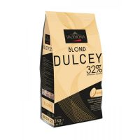 Шоколад блонд от Valrhona Дульче, 32% какао, 3 кг.