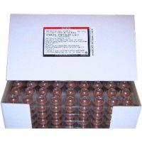 Шоколадные капсулы для трюфелей из молочного шоколада Экитораль 35% какао, диам. 2,5 см, вес 2,5 гр., 504 шт.