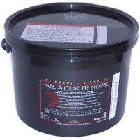 Глазировочная паста из горького шоколада, 10 кг.