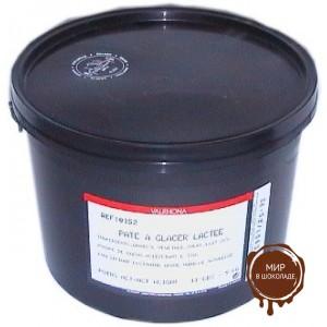 Глазировочная паста из молочного шоколада