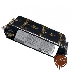 Какао-паста Valrhona Экстра 100%, 3 кг.