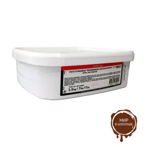 Миндальная паста 55%   упаковка 3,5 кг