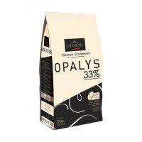 Белый шоколад Опалис 33% какао, Valrhona, 3 кг.