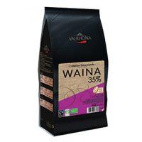 Белый шоколад Вайна 35% какао, Valrhona, 3 кг.