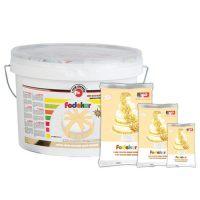 Сахарная мастика для покрытия и декорации пшеничного цвета FO Cake Coating Sugar Dough Wheat, 1 кг.