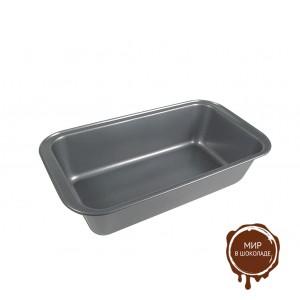 Форма для выпечки хлеба, алюминий с антипригарным покрытием, 26*10*6.3 см, 1 шт.