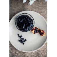 Конфитюр Черничный термостабильный с кусочками фруктов 60%, 12 кг.