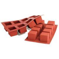 Форма силиконовая СИЛИКОНФЛЕКС куб большой, 1 шт.