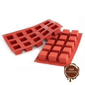 Форма силик. СИЛИКОНФЛЕКС куб ( 1 шт.)