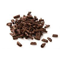 Шоколадная стружка из темного шоколада, 2,5 кг.