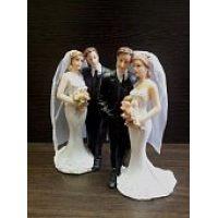 """Свадебная фигурка - """"Свадебная пара"""" (28503/p), шт."""