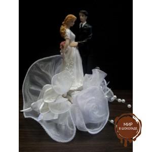"Свадебная фигурка - ""Свадебная пара"" (28291rN/p), шт."