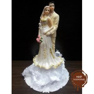 "Свадебная фигурка - ""Свадебная пара"" (28309rN/p), шт."