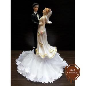"Свадебная фигурка - ""Свадебная пара"" (28341rN/p), шт."