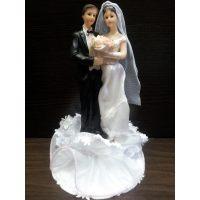 "Свадебная фигурка - ""Свадебная пара"" (28376rN/p), шт."
