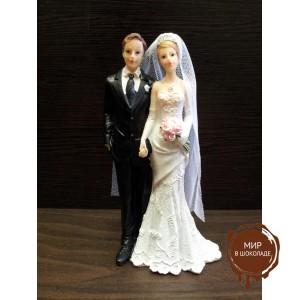"""Свадебная фигурка - """"Свадебная пара"""" (28416cN/p), шт."""