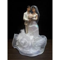 """Свадебная фигурка - """"Свадебная пара"""" (28911cN/p), шт."""