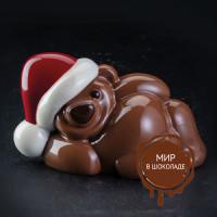 Форма для шоколада УЮТНЫЙ ТЕДДИ KT193 , 1 шт.