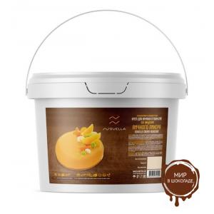 Крем для начинок и покрытий яичный ликер Novella Cream Advocaat, 5 кг.