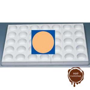 Большая форма для пирожных Круг MONOP C001, 1 шт.