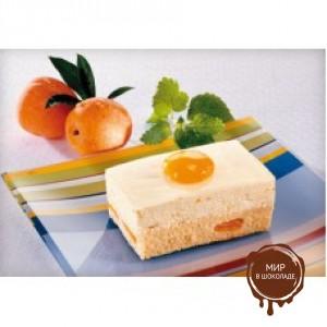 Аляска-экспресс АЭ Абрикос (AE Aprikose) - пищевой концентрат с кусочками фруктов для производства тортов и десертов из молочных или растительных сливок, 1 кг
