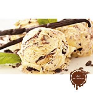 Паста для мороженого Джелато ваниль бурбон, ведро 3 кг.