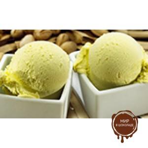 Паста для мороженого и десертов Джелатоп Фисташки Смуф - ароматизатор натуральный, ведро 5 кг.