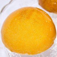 Золотой блеск - гель для покрытия с красителем и консервантом, банка 1 кг
