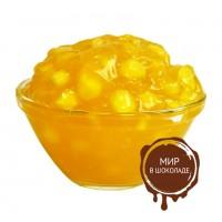 Джем Яблочный термостабильный с кусочками фруктов 40-50%, 12.5 кг.